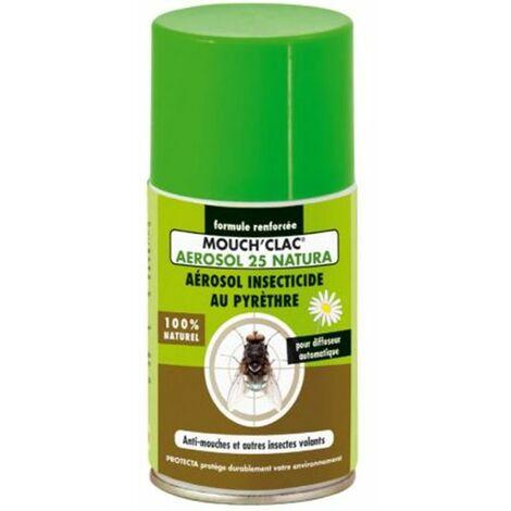 recharge insecticide naturel au pyrèhtre pour diffuseur i360tc - i710 - mouchclac