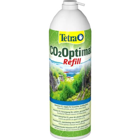 Recharge Tetra CO2 depot 650 ml pour aquarium