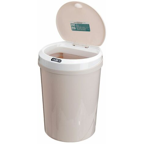 Rechargeable Infrared Kick Sensor Sensor Intelligent Trash Can Automatic Electric Trash Can