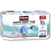 Recharges Absorbeur d'humidité Aero 360° Arôme Vanille Lot de 4