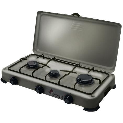 Véritable CANNON grande plaque de cuisson au gaz Brûleur GPL Jet buse