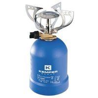 Réchaud à gaz avec coque plastique ABS - cartouche de gaz 190g