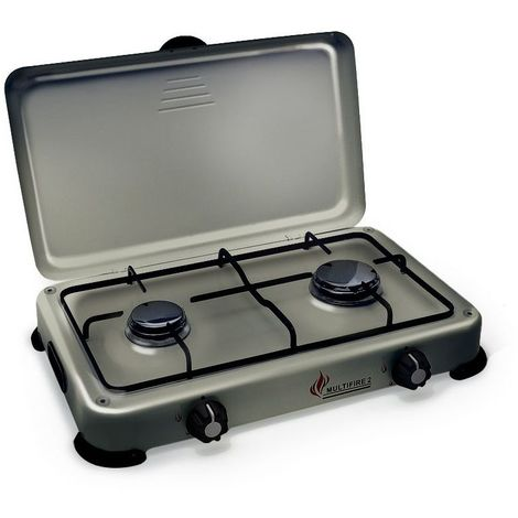 rechaud gaz silver 2 table de cuisson 3200w camping gaz 2. Black Bedroom Furniture Sets. Home Design Ideas