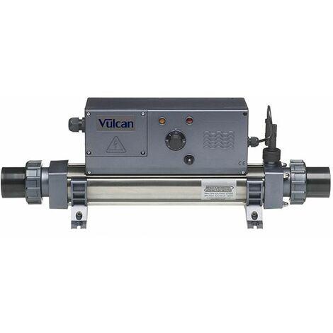 réchauffeur electrique 12kw mono analogique - v-8t8a - vulcan