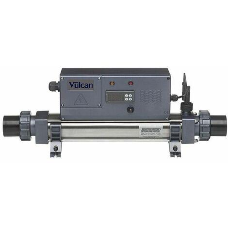 réchauffeur electrique 12kw triphasé digital - v-8t3av-d - vulcan