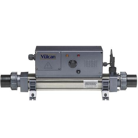 réchauffeur electrique 15kw mono analogique - v-8t8b - vulcan