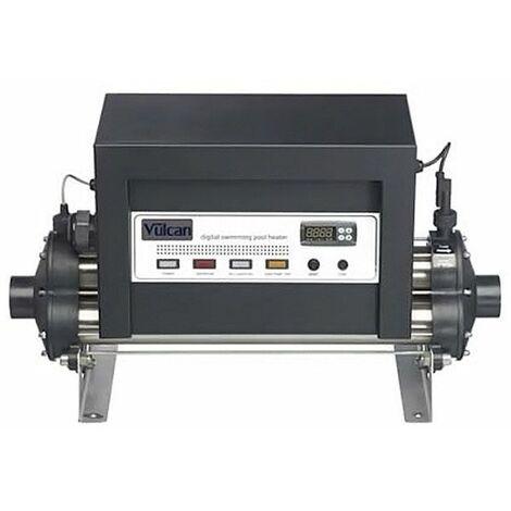 réchauffeur electrique 30kw triphasé digital - v100-30 - vulcan