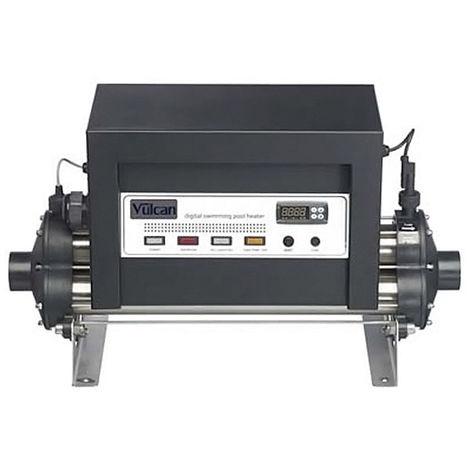 réchauffeur electrique 45kw triphasé digital - v100-45 - vulcan