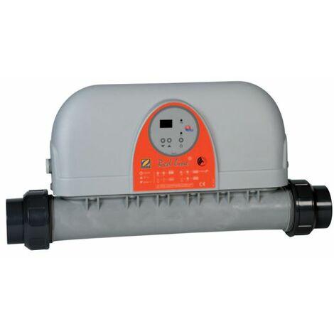 réchauffeur electrique 6kw mono ou triphasé - red line 6 - psa