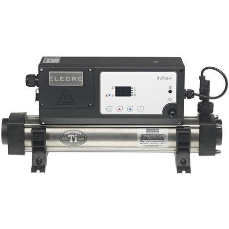 Réchauffeur électrique ELECRO VULCAN 4500W - Monophasé - Digital - V-8T84-D