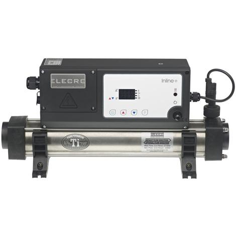 Réchauffeur électrique ELECRO VULCAN 6000W - Monophasé - Digital - V-8T86-D