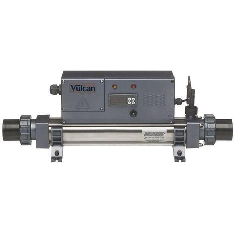 Réchauffeur électrique ELECRO VULCAN 6000W - Triphasé - Analogique - V-8T36V
