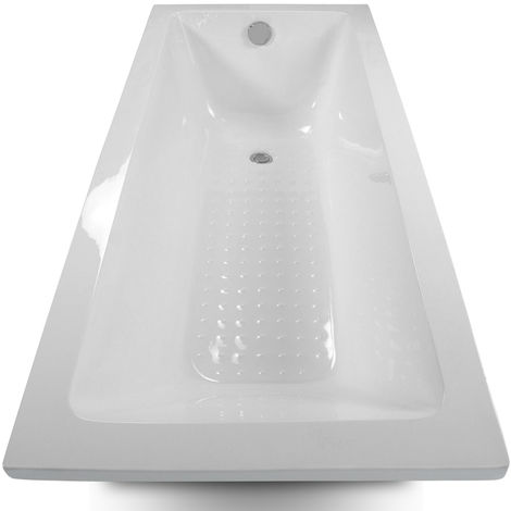 Rechteck Badewanne Wanne Einbauwanne Ablaufgarnitur Bad