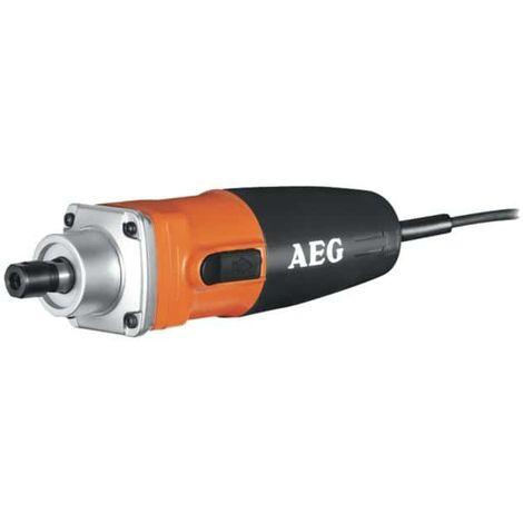 Rechts elektrische Schleifmaschine AEG 500W 40mm GS 500 E