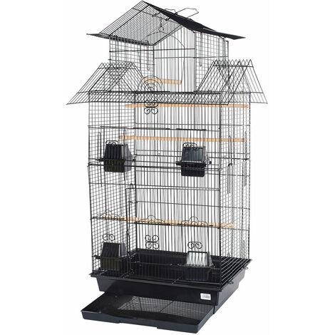 Recinto Gabbia per Roditori Uccelli 144x112cm.