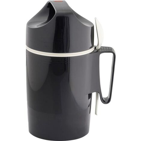Récipient de camping Rotpunkt 850-17-00-0 850 ml gris foncé 1 pc(s)