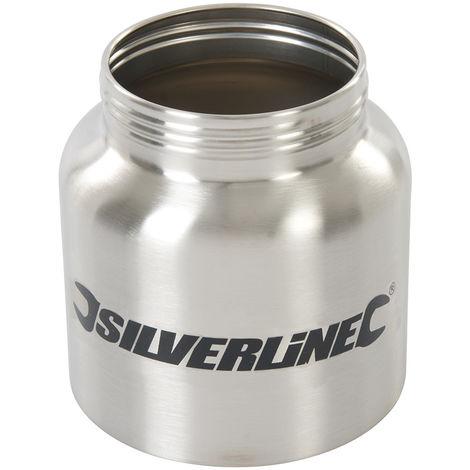Recipiente metálico HVLP 800 ml Recipiente metálico 800 ml - NEOFERR