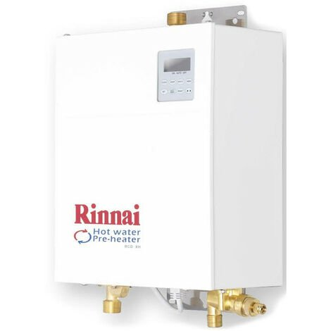 Recirculation samitaire ACS universelle Rinnai avec chrono-thermostat RCD-XHF