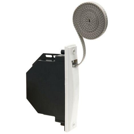 """main image of """"Recogedor persiana mini 6 metros embutir cinta 14 mm."""""""