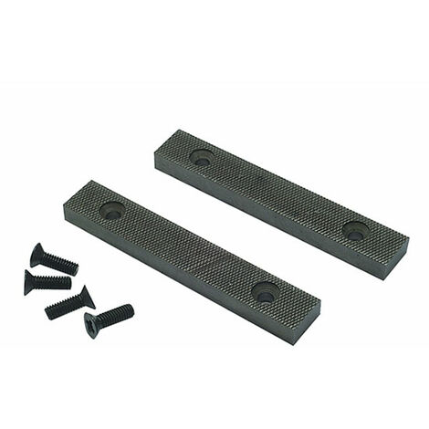 Record Irwin Replacement Jaw Plates & Screws Record Vices - PT D For No3