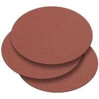 Record Power DS300/G2-3PK 300mm 80 Grit 3 Self Adhesive Sanding Discs