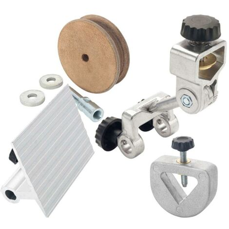 """main image of """"Record Power WG250-WP Woodturners Sharpening Pack"""""""
