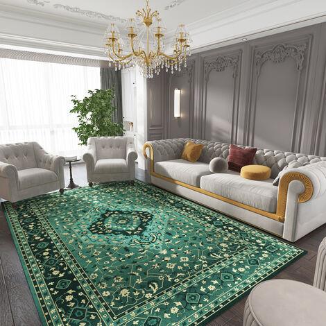 "main image of ""Rectangular Area Rugs Carpet Mats Anti-Slip Bedroom/Office/Hallway"""