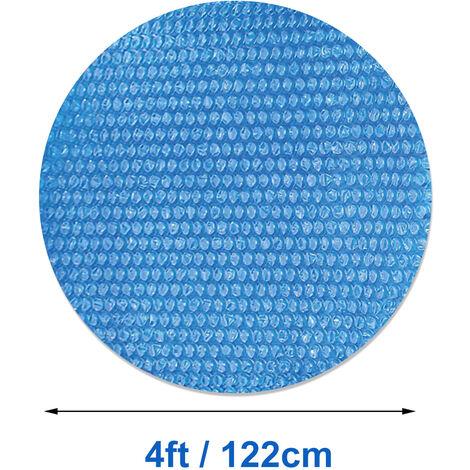 "main image of ""Rectangular/Round Swimming Pool Cover Waterproof Pool Tub Dust Blanket"""