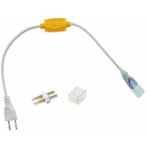 Rectificador tira LED 220V SMD 5050 14W/m | IluminaShop