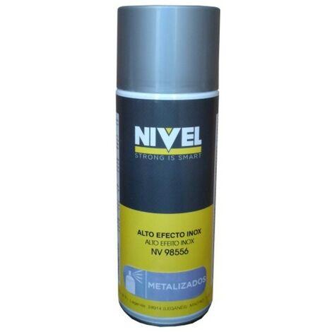 Recubrimiento antioxi. alto efecto inox spray nivel 400 ml