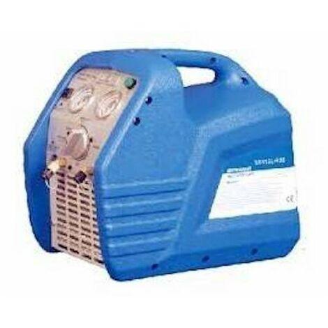 "main image of ""Recuperadora Gas Refrigerante vrr12Los R32 Portatil 1 Piston 3/4Cv"""