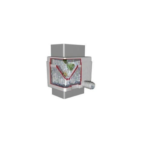 Recuperadores de agua para canalones
