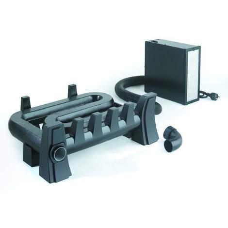 Récupérateur de chaleur EQUATAIR Classic avec support pare-buches, livraison gratuite