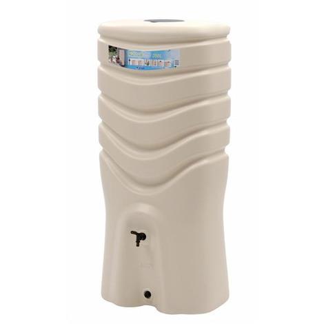 Récupérateur d'eau 350 L RECUP'O Beige