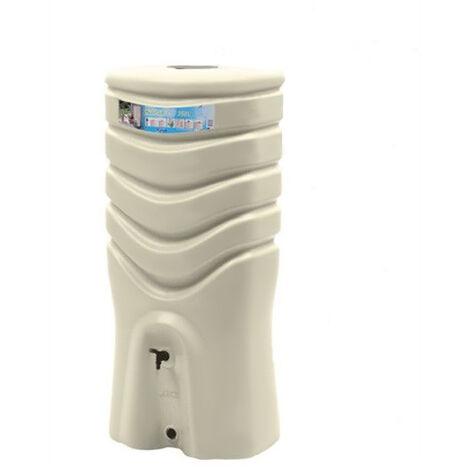 Récupérateur d'eau 550 L Recup'o + Kit Collecteur - Dim. L.79 x l.56 x H.164 cm - EDA