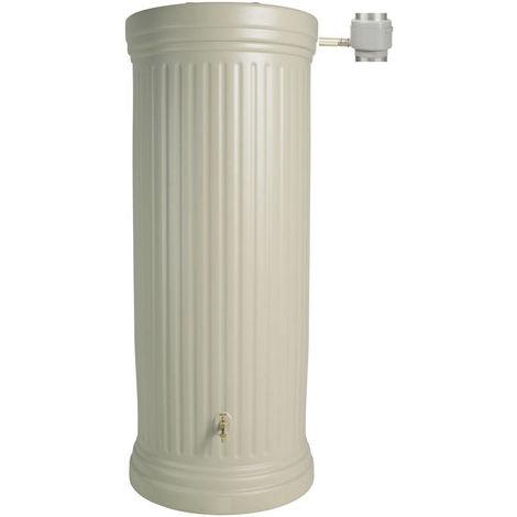 Récupérateur d'eau colonne romaine cylindrique Graf - 330 L 500 L ou 1000 L