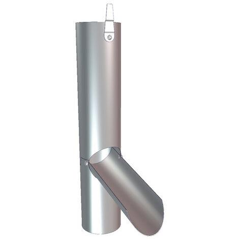 Récupérateur d'eau en zinc O80