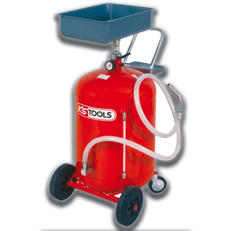 Récupérateur d'huile par gravité 65 L - KS TOOLS