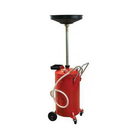 Récupérateur d'huile par gravité 90 litres