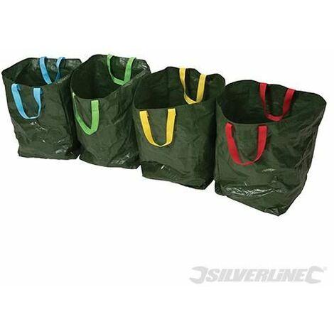 Recycling Bags 4pk - 400 x 320 x 320mm (410631)
