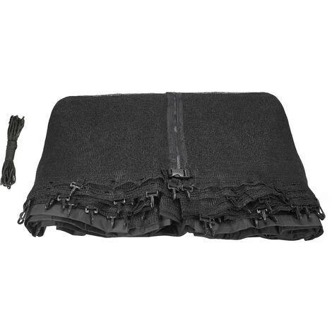 Red de Seguridad y Protección de Repuesto para Cama Elástica Trampolín Rectangular Upper Bounce 457 x 274 cm