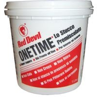 RED DEVIL ONETIME STUCCO BIANCO PER INTERNI ED ESTERNI