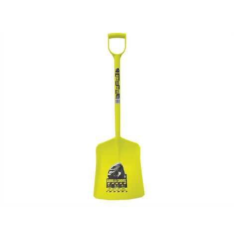 Red Gorilla GORSHOVELYEL Gorilla Shovel™ Yellow