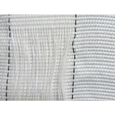 Red para andamio tejida de 130g/m² - Ignífuga - Tejida Blanca de 2.07m x 50m