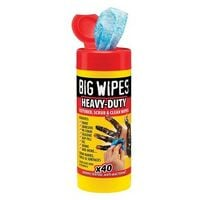 Red Top Heavy-Duty Wipes