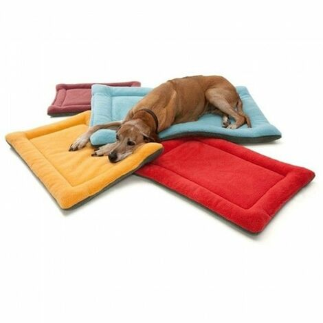 Red XL = Cute Cozy Pet Dog Soft Bed