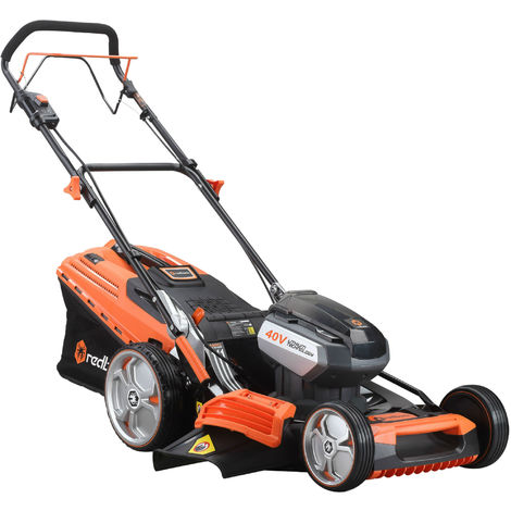 Redback E148CVSET Self-Propelled Cordless Lawnmower (Special Offer)