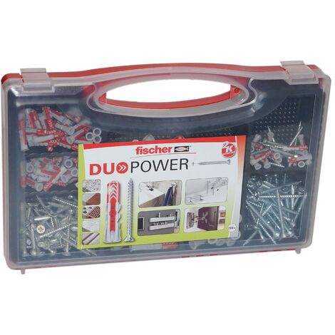 Redbox Duopower 5,6,8,10 más tornillos