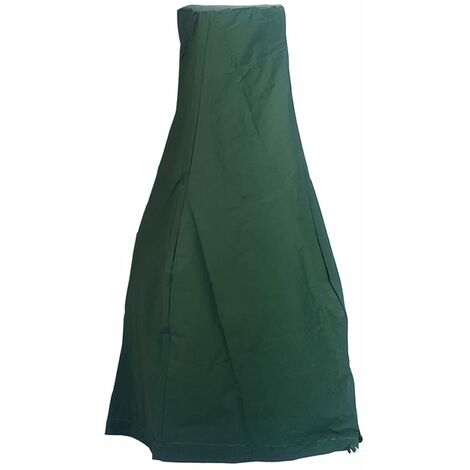 RedFire Fireplace Cover Chimeneas Jumbo Nylon Green 82050
