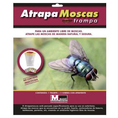 Redtop atrapa moscas repuesto